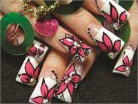 Premiere Orlando 2012: Fantasy Nail Art - Style - NAILS Magazine