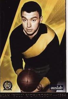 Alan Richardson Richo's dad 1967 premiership player