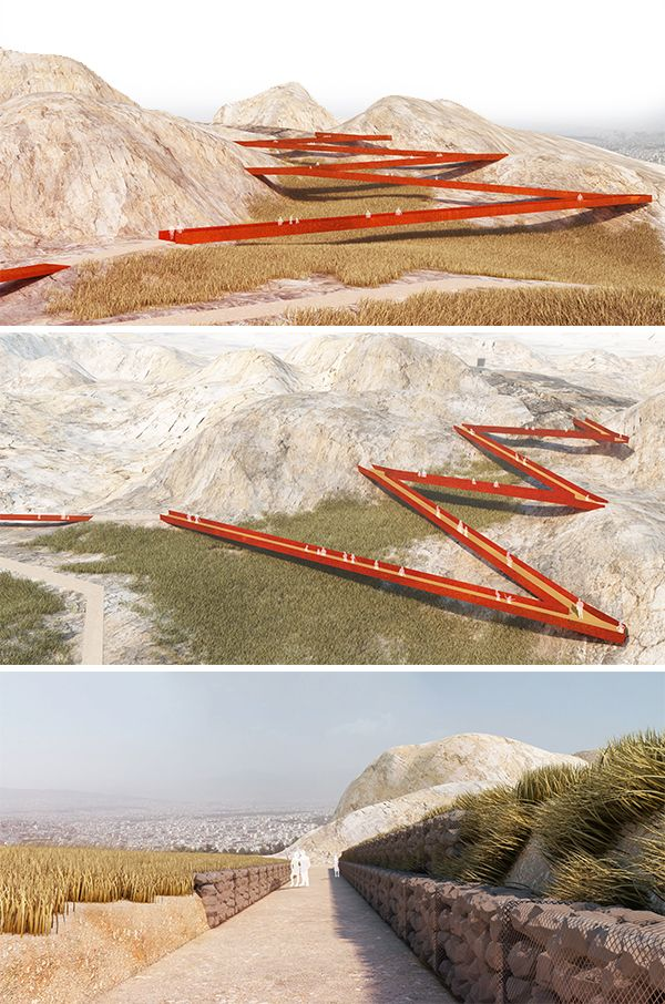 Articles - STUDENTS PROJECTS - DESIGN PROJECTS - PROJECTS2013 - Lato and Kekrops Quarries: a walk in the residual landscape