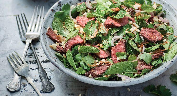 Kangaroo-Thai-Salad