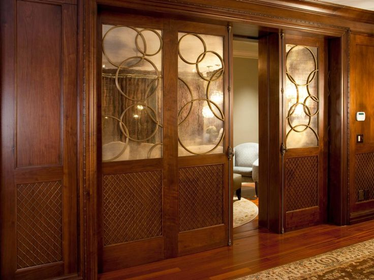 45 besten Türen Sprossen Bilder auf Pinterest Türen innen - design turen glas holz moderne