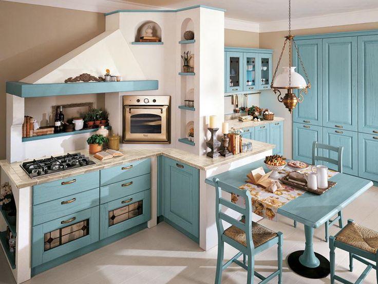 12 bucătării rustice și multe idei de amenajare | CasaMea