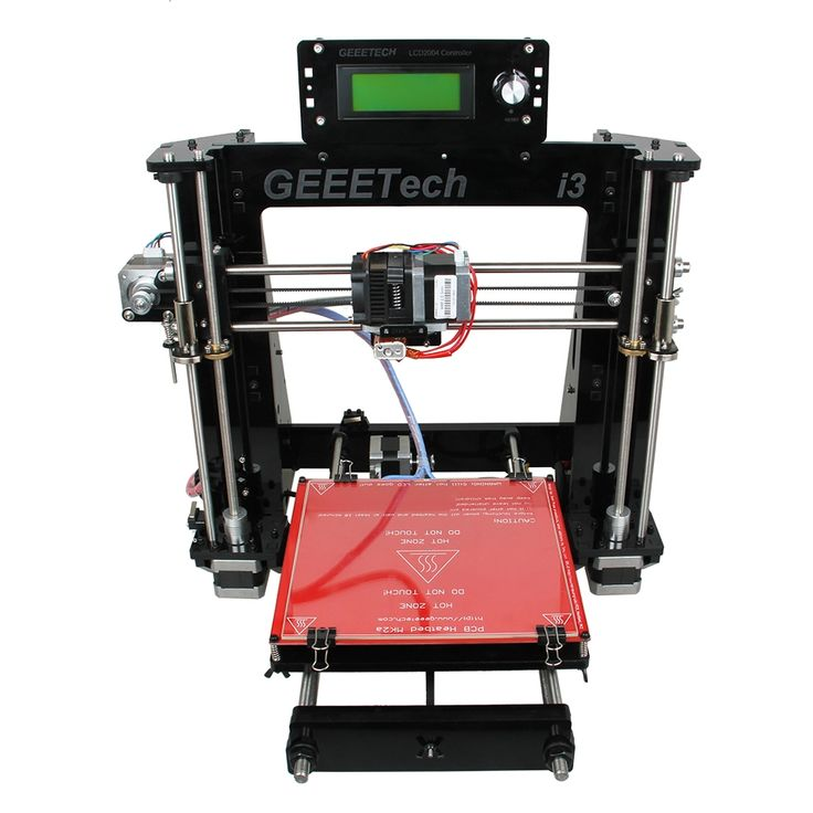 (218.24$)  Know more - http://aigba.worlditems.win/all/product.php?id=32791196736 - Ship from Germany Geeetech Prusa i3 Pro B 3D Printer Acrylic Frame Impressora DIY Kits 5 Materials Support