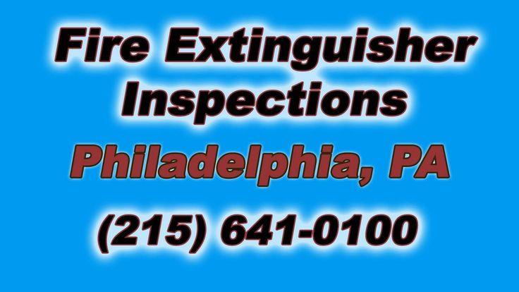 Philadelphia Pennsylvania Fire Extinguisher Inspections (215) 641-0100 We provide FAST Onsite Fire Extinguisher Inspections for Local Philadelphia PA Busines...