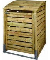 Kliko Ombouw Afvalcontainer enkel incl hang- en sluitwerk.