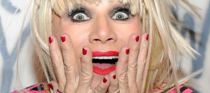 Экстравагантная Бетси Джонсон и ее «розовый мир» http://faqindecor.com/ru/ekstravagantnaya-betsi-dzhonson-i-ee-rozovyj-mir/
