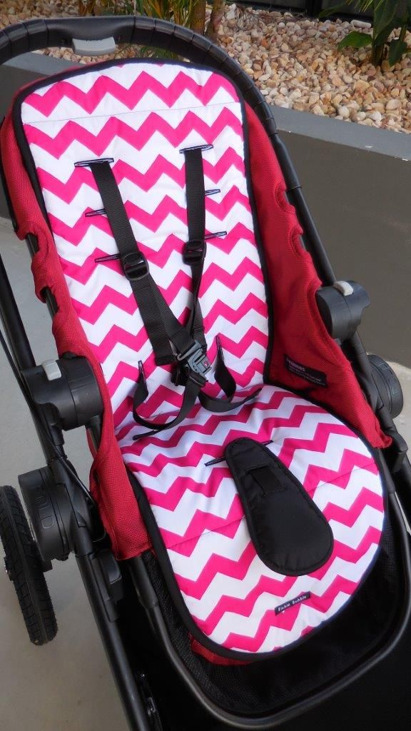 Pram Liners by Fishie Bubble