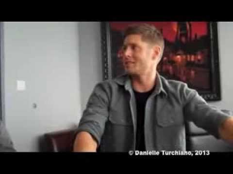 [VIDEO] Jared & Jensen pre-interview rambling :D (October 1st)