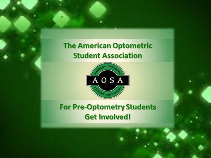 Optometry admission essay