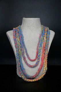 crochet coton colors easter cordon