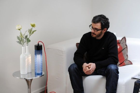 stefano giovacchini is a designer experimenting with #3dprinting to make lamps and home accessories
