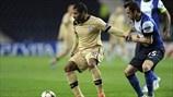 João Moutinho (FC Porto) & Fatos Beciraj (GNK Dinamo Zagreb)   Porto 3-0 Dínamo Zagreb. 21.11.12.