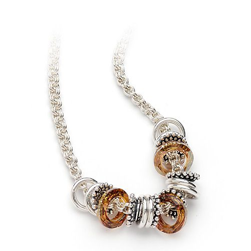 Chenille Necklace | Lisa Ridout Exclusive Jewellery