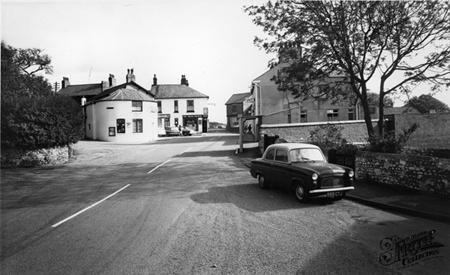The Village c1965, Preesall, Lancashire