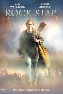 Rock Star. Normally opposed to anything Mark Wahlberg, but...what the hell.  Its a good movie.