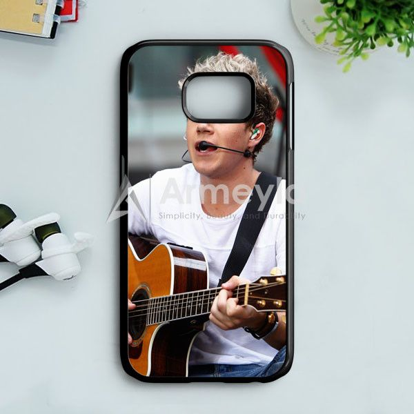 Niall Horan Collage One Direction Samsung Galaxy S7 Edge Case | armeyla.com