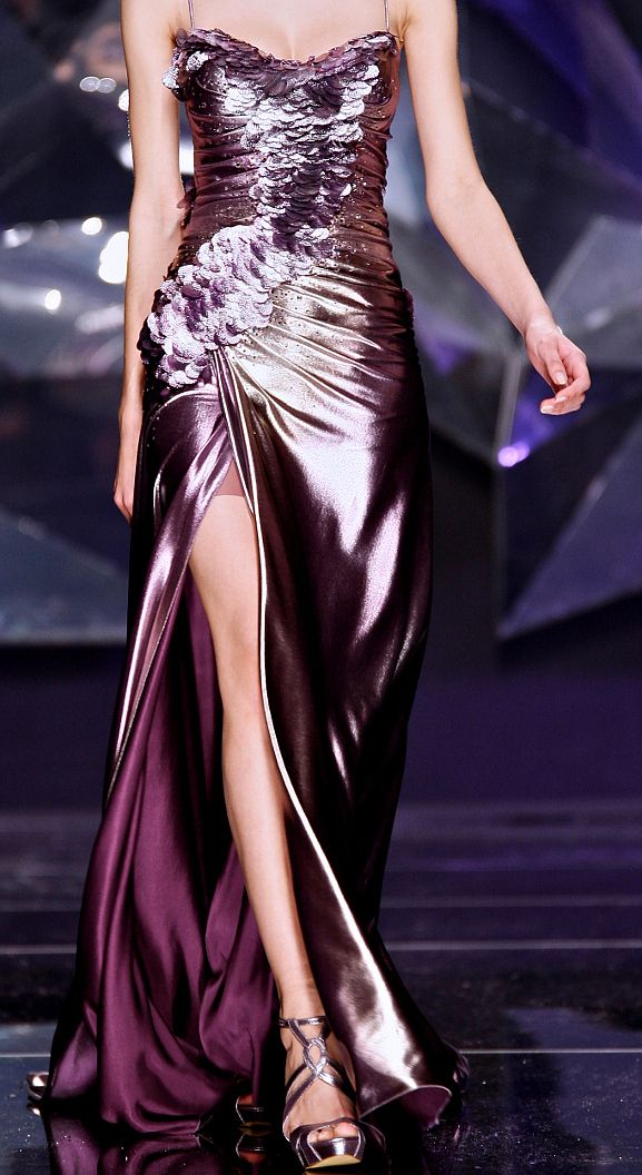 Fashion for a goddess...   Abed Mahfouz Haute Couture Spring Summer 2009