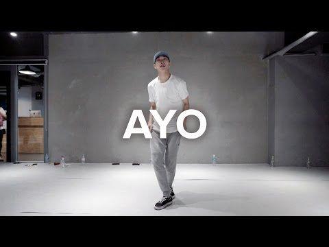 Ayo - Chris Brown, Tyga / Jihoon Kim Choreography - YouTube