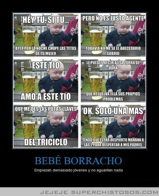 Bebe Borracho