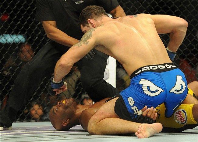 UFC 162 Recap – The Spider Gets Squashed