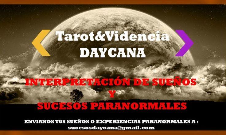 ICYMI: #INTERRETACION DE SUEÑOS #SUCESOS PARANORMALES #TAROT Y VIDENCIA DAYCANA