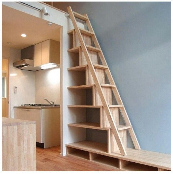 25 best ideas about Loft stairs on Pinterest