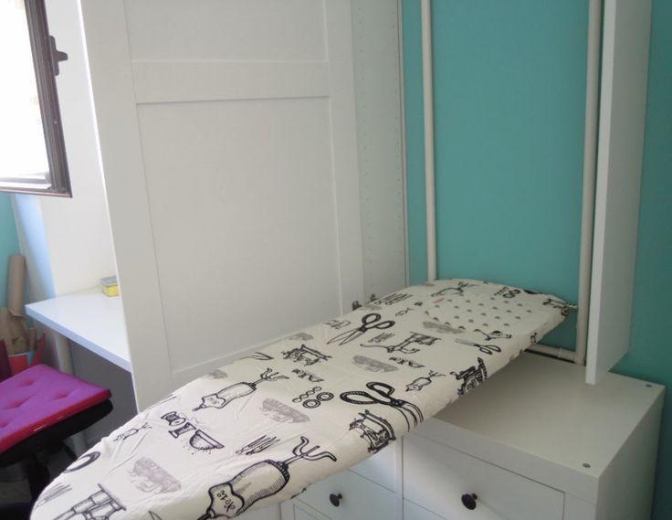25 best ideas about tabla de planchar on pinterest - Mueble con tabla de planchar ...