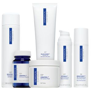 We are seeing AMAZING results on our clients who are using ZO Medical, Dr. Obagi's new therapeutic skin health line.  ZO Medical's advanced products and protocols are optimized to treat a wide range of skin disorders including pigmentation, overactive sebum and sun damage.  ZO® Medical utilizes the most potent ingredients in high concentrations, pure retinol, advanced peptides, and powerful antioxidants - it truly is the next generation of skincare!