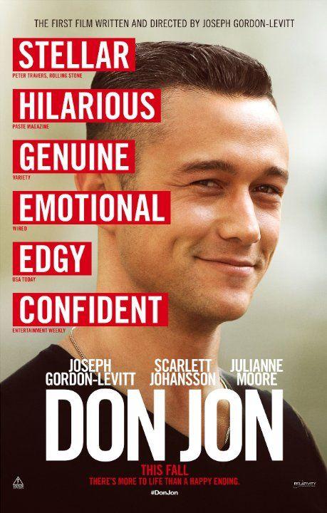 Don Jon (2013) 8 December 2014 [MC]