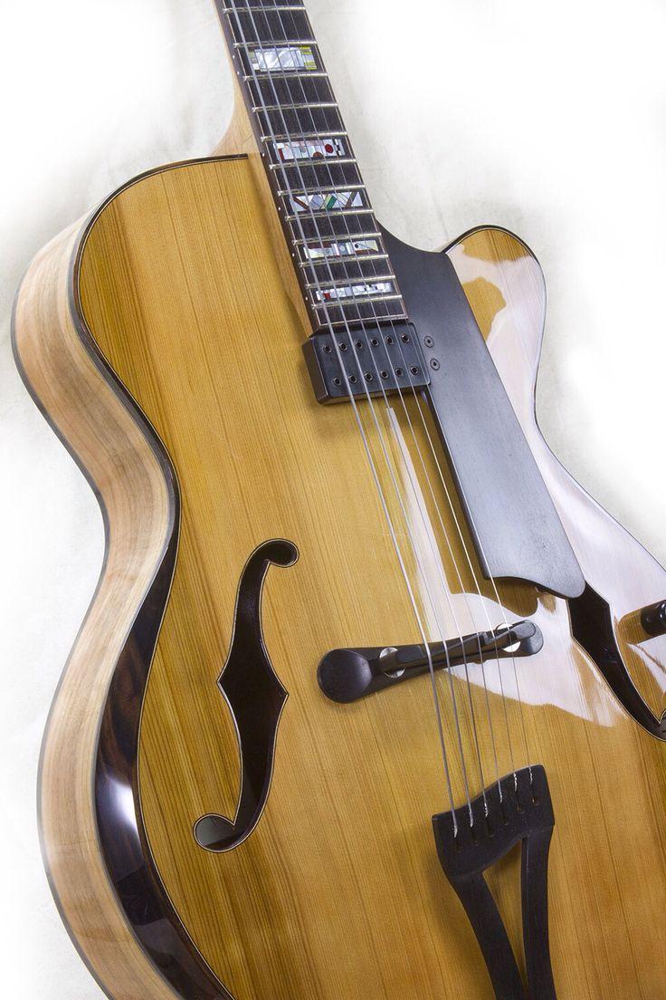 schaefer guitars other instruments worth noting in 2019 guitar archtop guitar guitar art. Black Bedroom Furniture Sets. Home Design Ideas