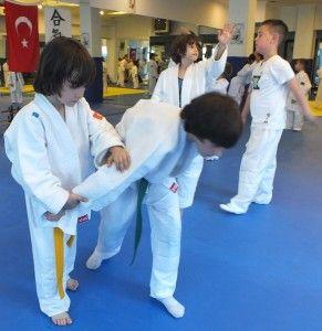 çocuk aikido