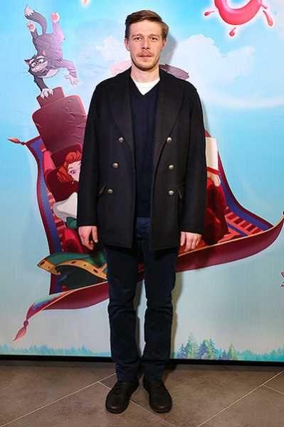 Никита Ефремов на премьере мультфильма «Иван Царевич и Серый Волк-3″ |