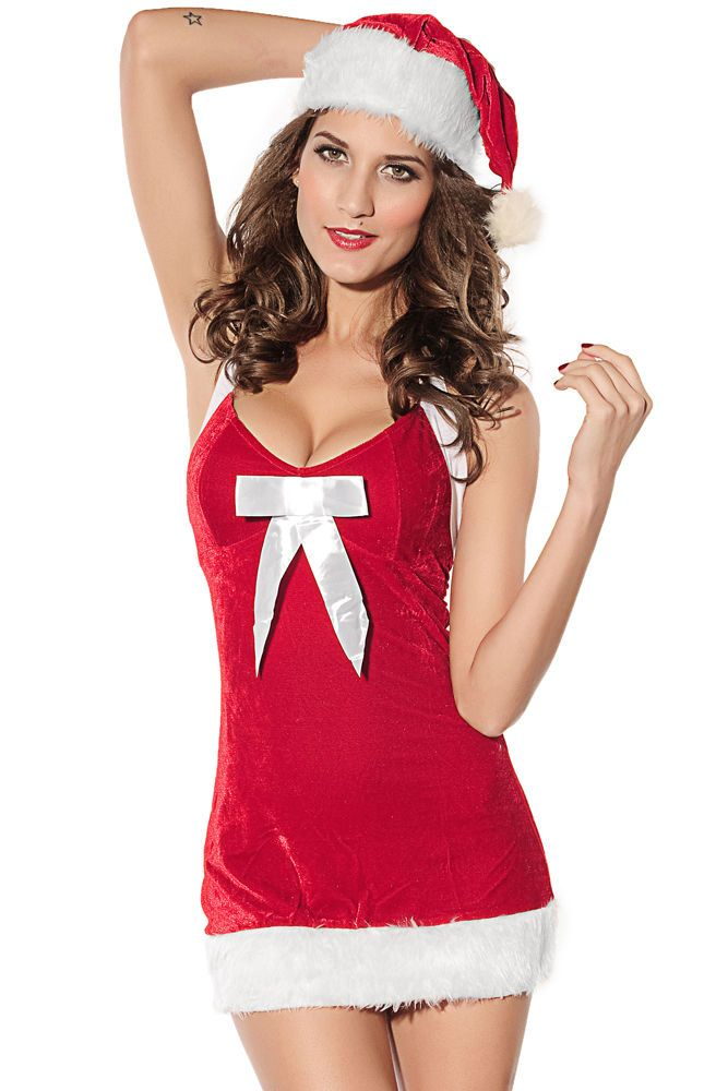 95 best Holiday Christmas Lingerie and Costumes images on ...