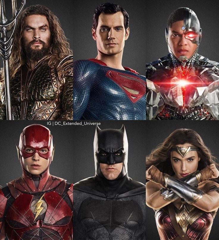 Justice league!!! Movie 2017