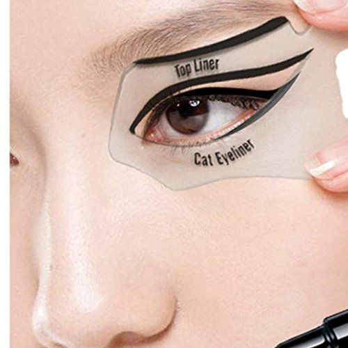 how to make a perfect cat eyeliner