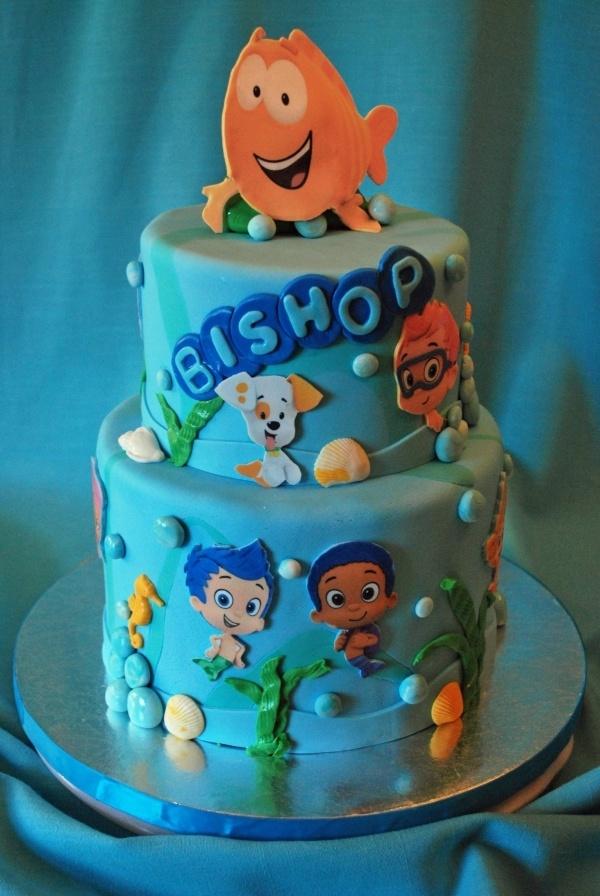 Bubble Guppies- birthday ideas