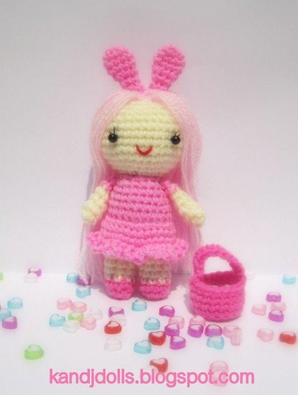 gratis puppe h keln amigurumi puppe h keln amigurumi pinterest lady pink und amigurumi. Black Bedroom Furniture Sets. Home Design Ideas