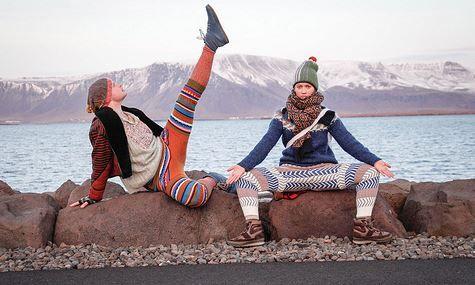 Swants, ecco come riciclare i vecchi maglioni, per trasformarli in caldi pantaloni (foto)