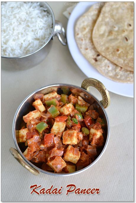 152 best south indian food images on pinterest south indian foods kadai paneer recipe forumfinder Gallery