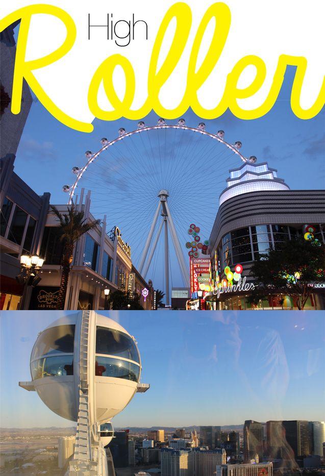 Vegas - Atrações rápidas: um dia de parque de diversão!