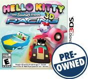 Hello Kitty and Sanrio Friends 3D Racing - PRE-Owned - Nintendo 3DS, Multi