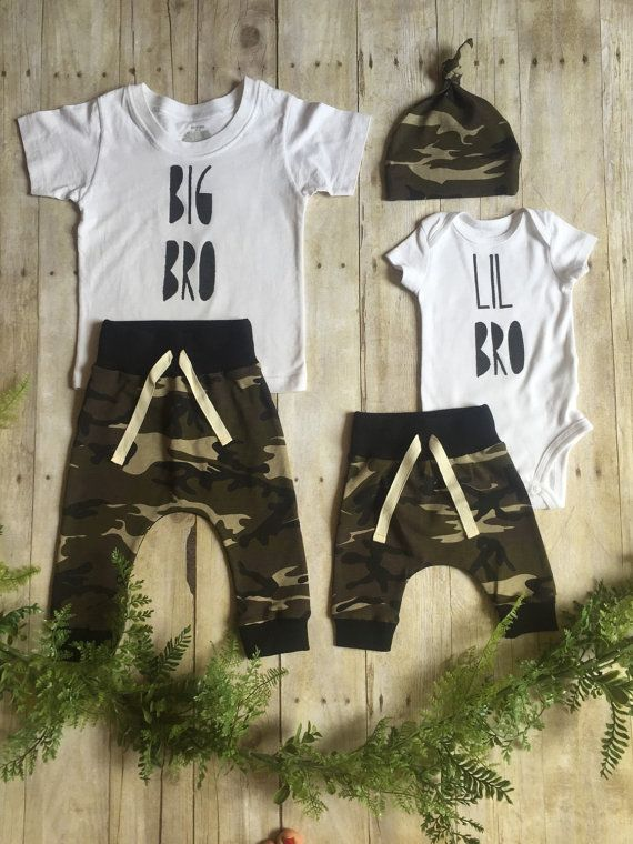 Little+Brother+Big+Brother+Newborn+Boy+Take+Home+by+anUPdesign-could this be an actual cute matching outfit for a one off? Lol