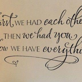 tekst voor op de muur  For the girls  Pinterest