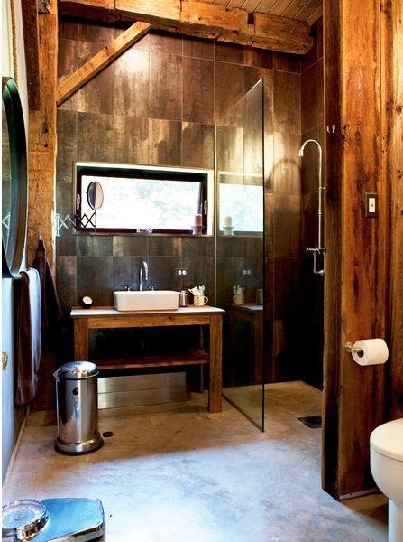 7-baie amenajata in stil industrial decor tipic masculin