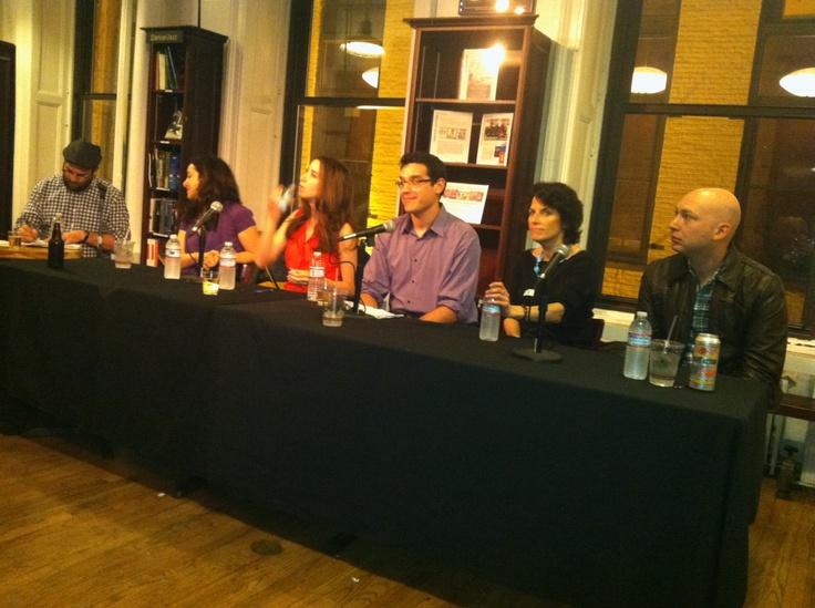 Five Jewish Writers Walk Into a Bookstore...