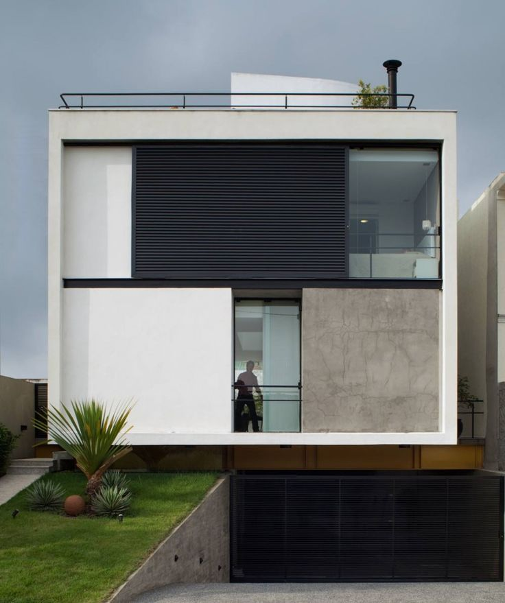 Mirante do Horto House 3D design