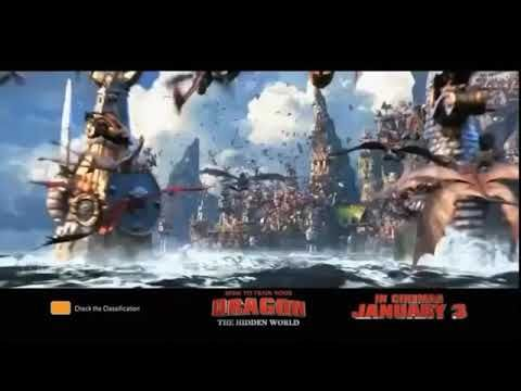 New HTTYD 3 Trailer - YouTube | Miraculous Dragons | Httyd, How