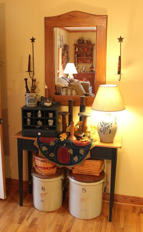 Foyer Table Big Lots : Best ideas about country entryway on pinterest fall