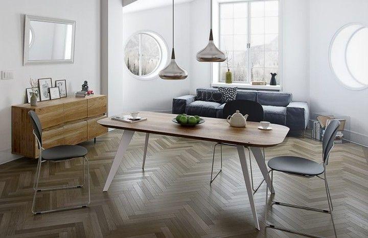 Worauf Sie bei der Auswahl eines Esstisches für das Wohnzimmer achten sollten, er …