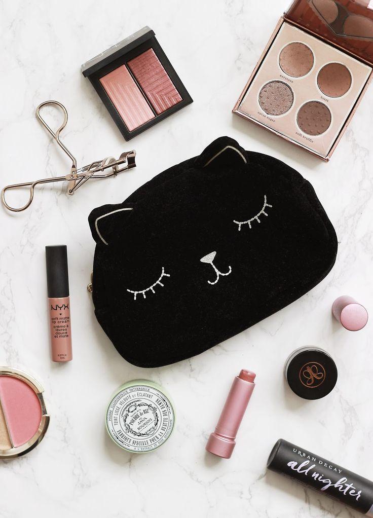 June Makeup Bag